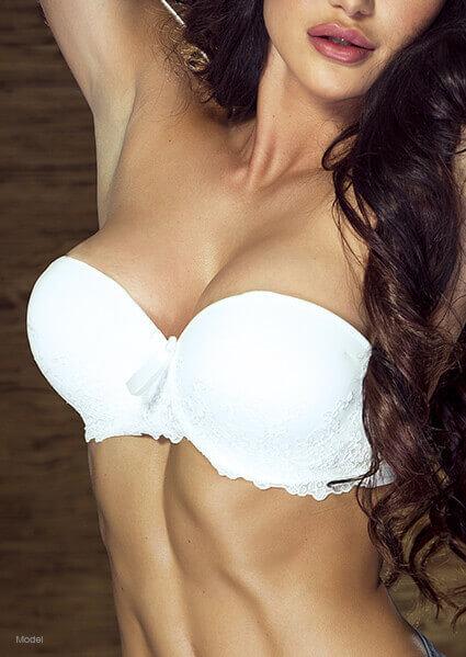 breast procedure model